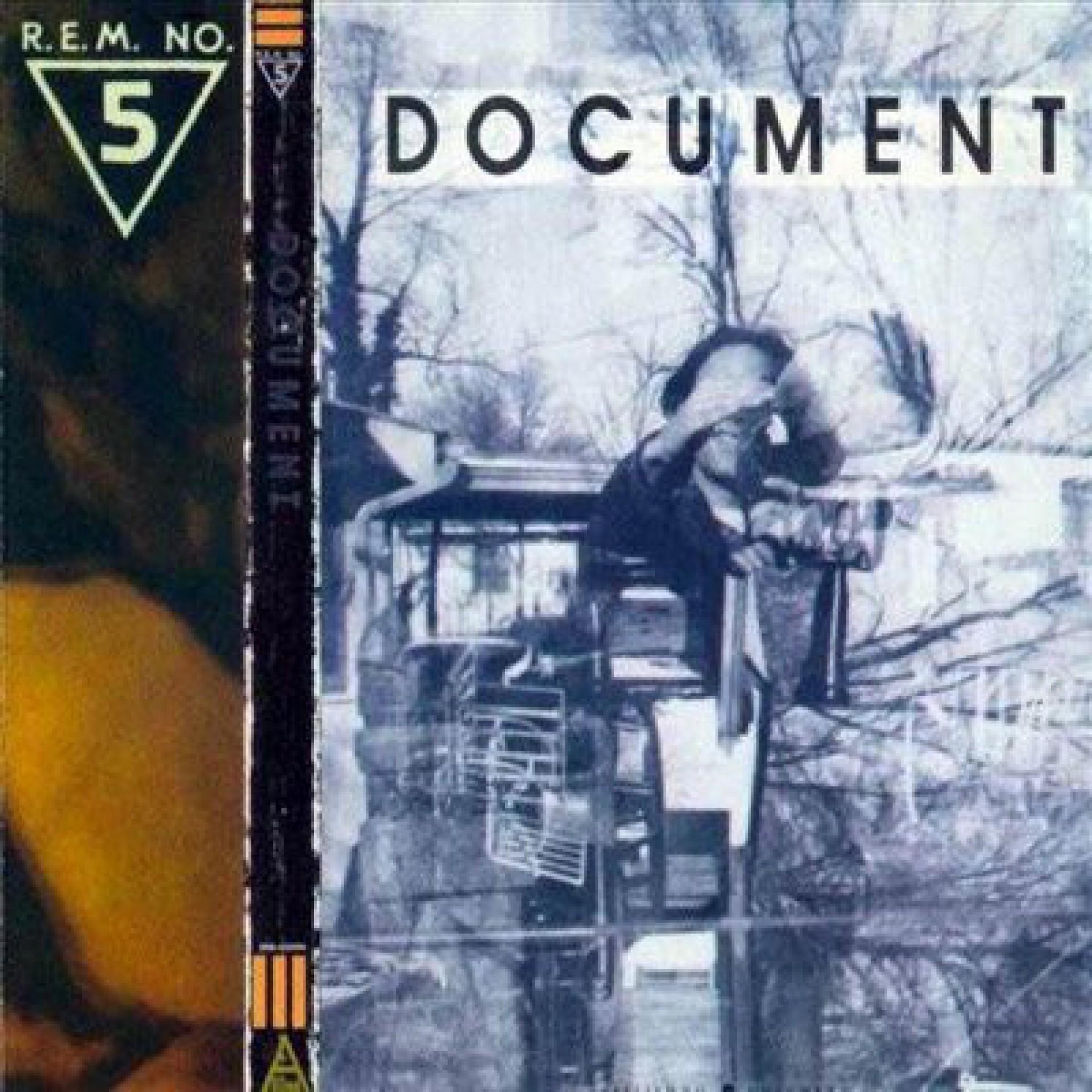 R.E.M. - Document LP