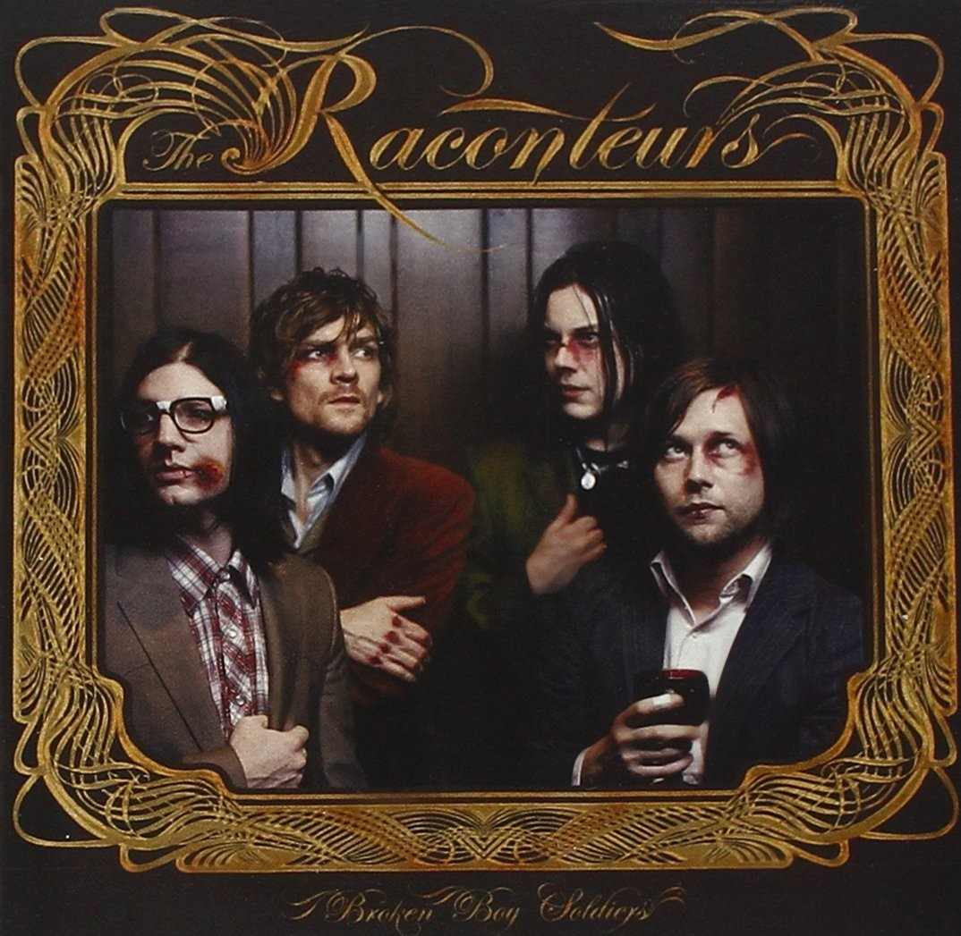 The Raconteurs - Broken Boy Soldiers LP