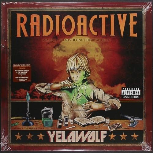 Yelawolf Radioactive 2XLP