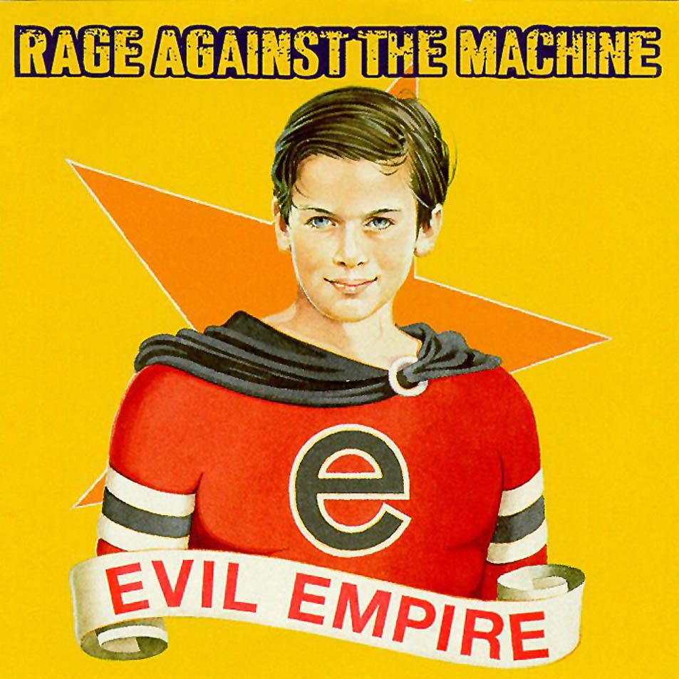 Rage Against The Machine - Evil Empire Vinyl LP
