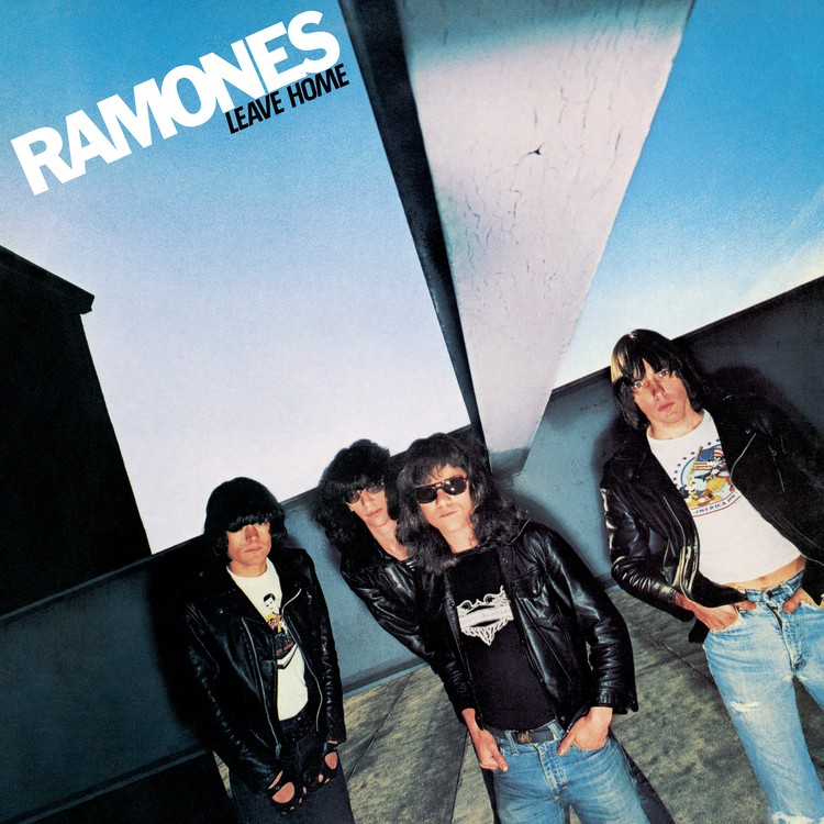 Ramones - Leave Home (Remastered) Vinyl LP