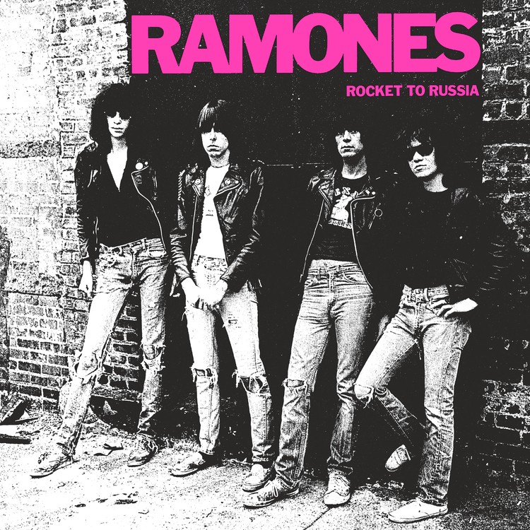 Ramones - Rocket To Russia (Remastered) Vinyl LP