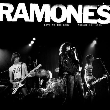 Ramones - Live At The Roxy 8/12/76 Vinyl LP