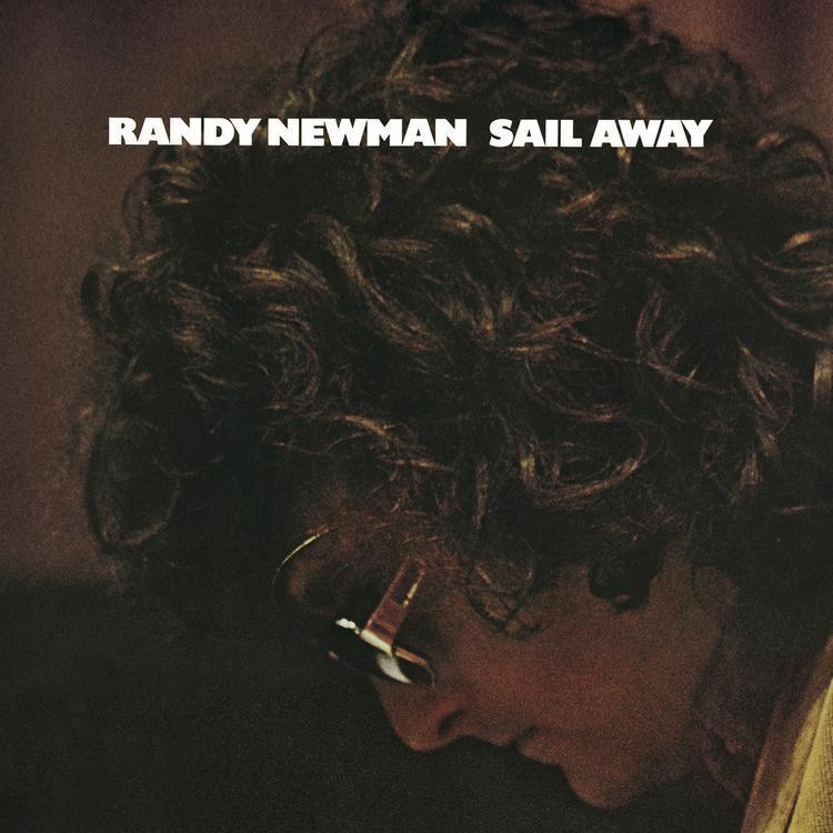 Randy Newman - Sail Away LP