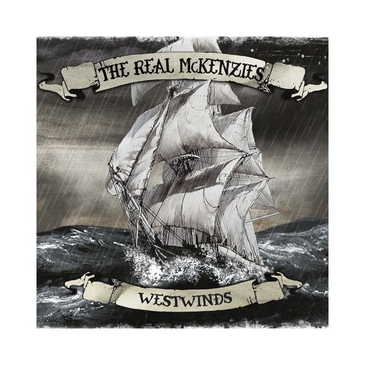 The Real McKenzies - Westwind LP