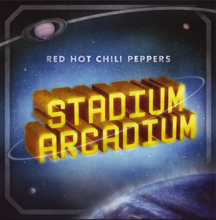 Red Hot Chili Peppers - Stadium Arcadium 4XLP