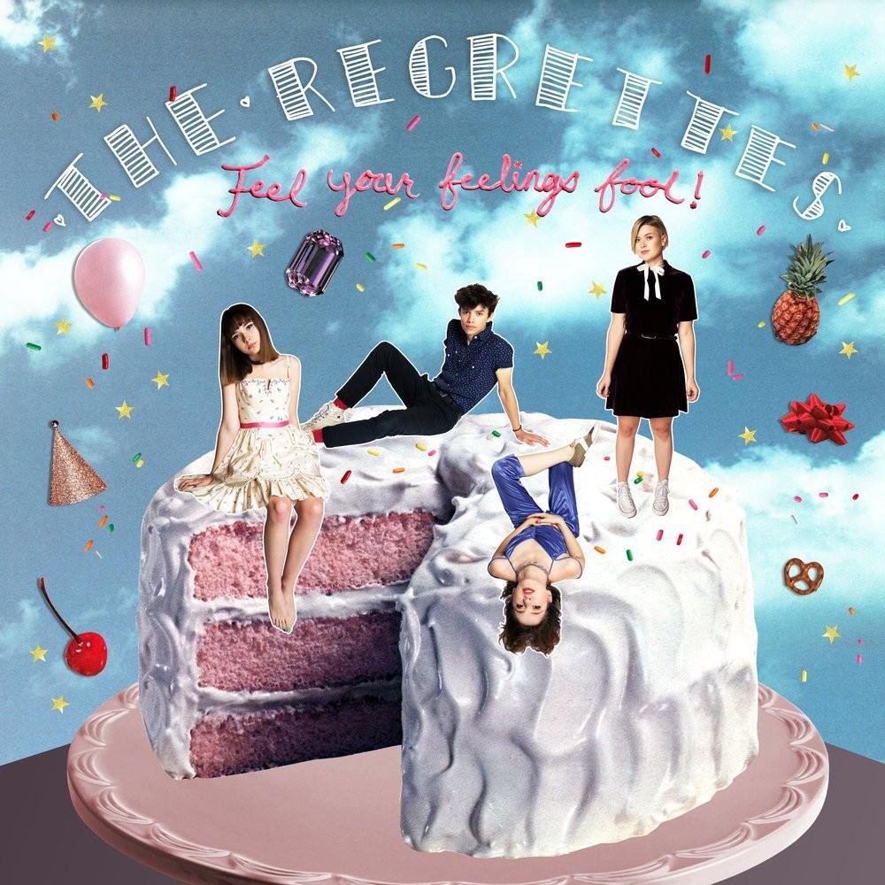The Regrettes - Feel You r Feelings Fool! LP