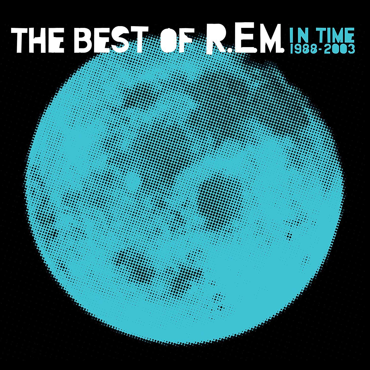 R.E.M. - In Time: The Best Of R.E.M. 1988-2003 2XLP Vinyl