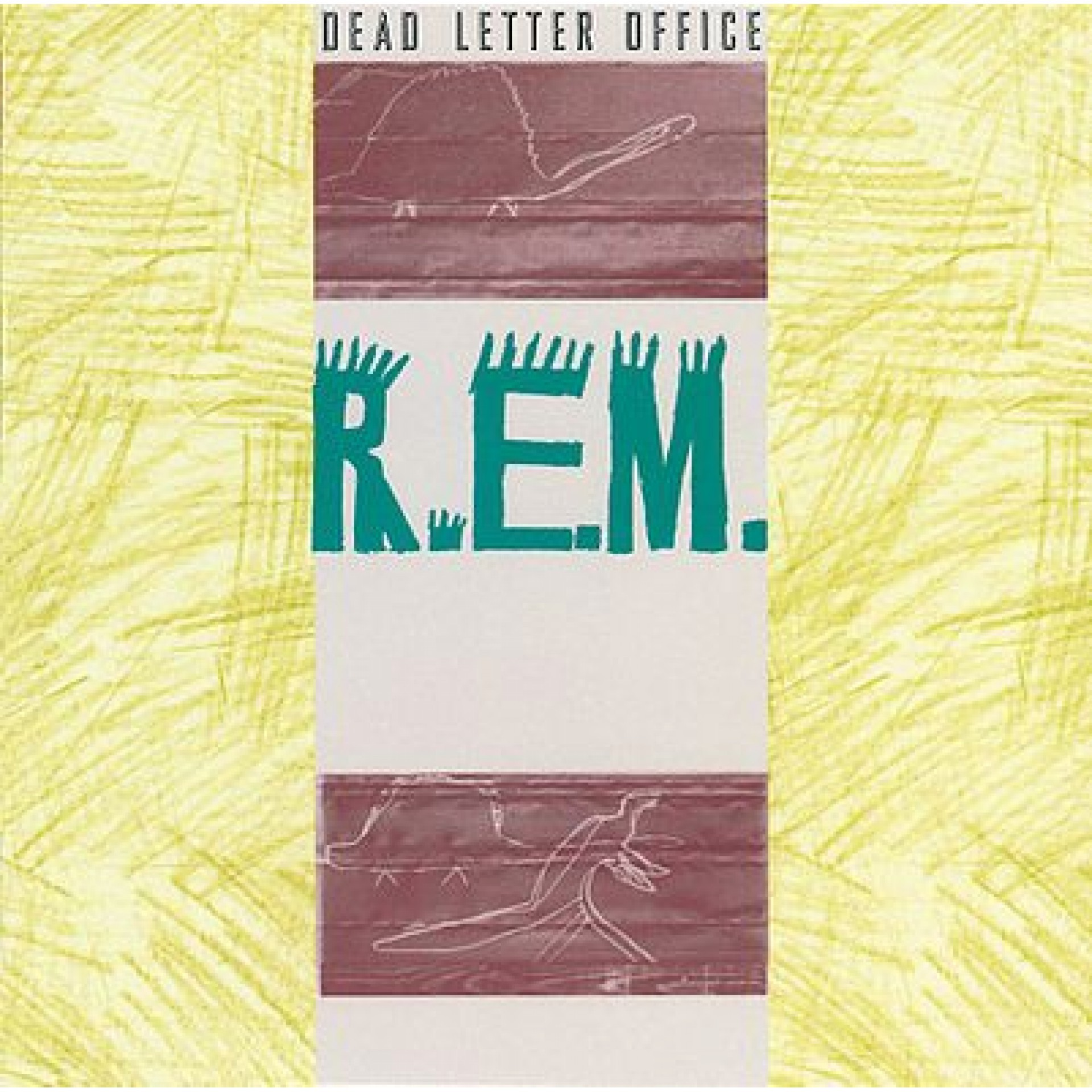 R.E.M. - Dead Letter Office LP