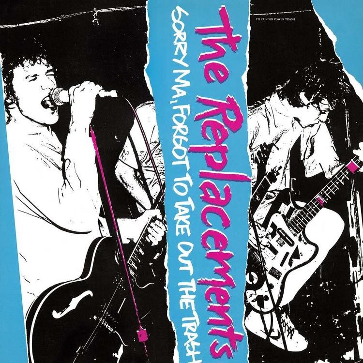 The Replacements - Sorry Ma, Forgot To Take Out The Trash LP
