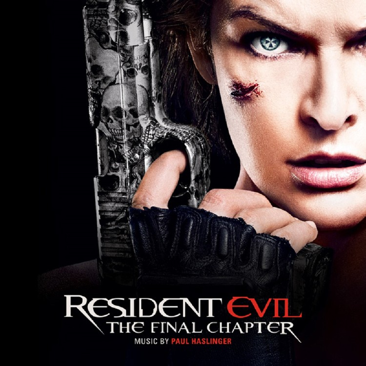Paul Haslinger - Resident Evil: The Final Chapter (Original Soundtrack Album) LP
