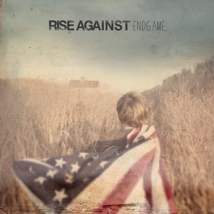 Rise Against - Endgame LP