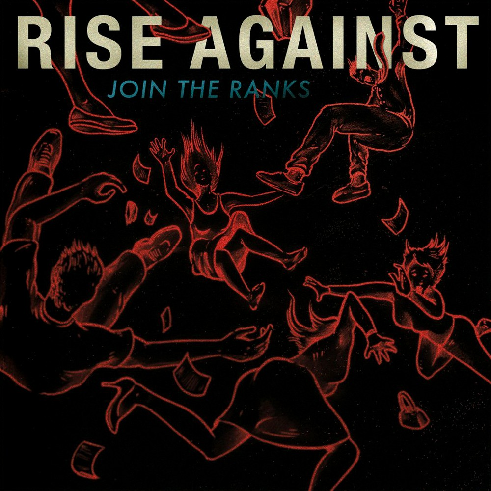 """Rise Against - Join The Ranks 7"""""""