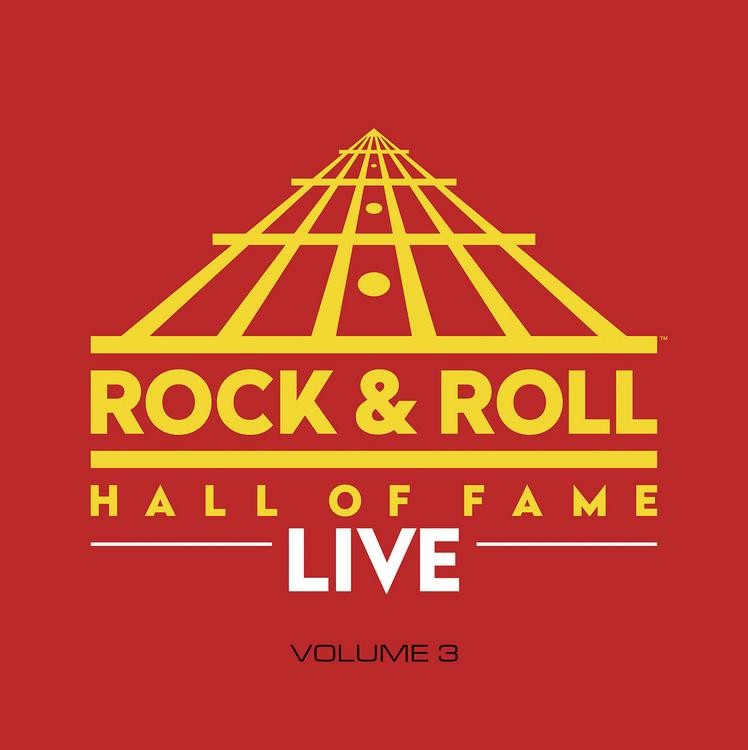 Various Artists - The Rock And Roll Hall Of Fame: Volume 3 LP (White/Black and Blue Swirl)