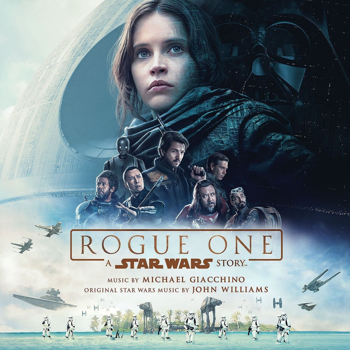 Michael Giacchino - Rogue One: A Star Wars Story  [Original Motion Picture Soundtrack] 2XLP