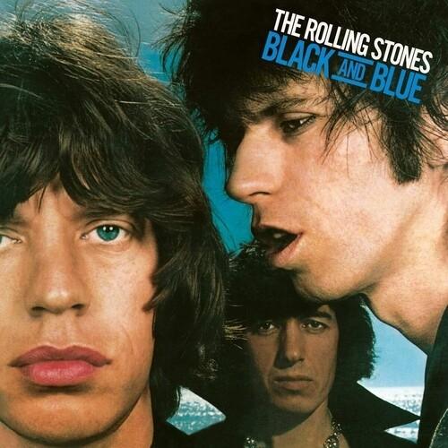 The Rolling Stones - Black And Blue Vinyl LP