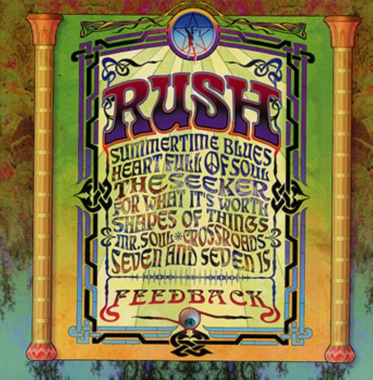 Rush - Feedback LP