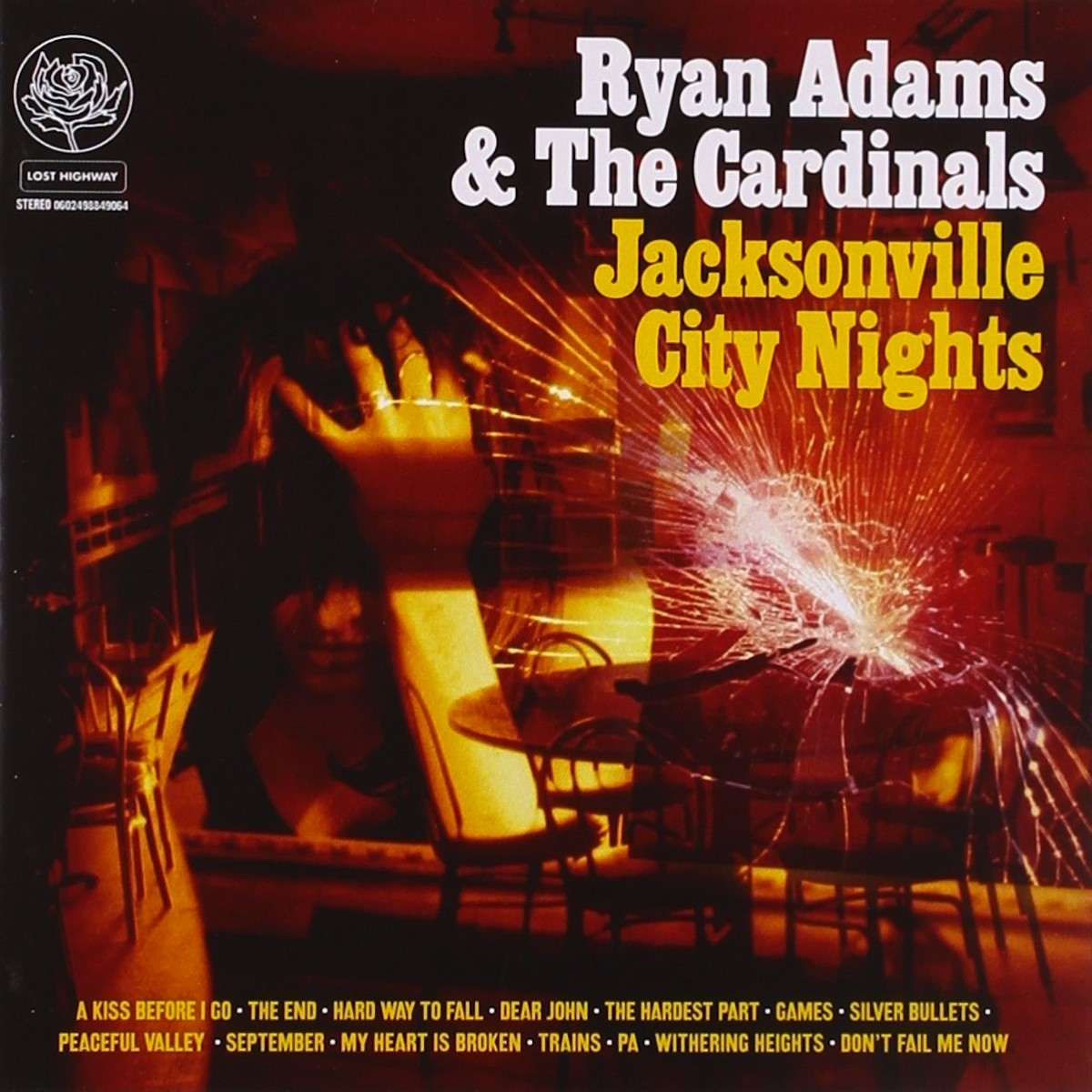 Ryan Adams & The Cardinals - Jacksonville City Nights 2XLP