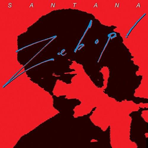 Santana - Zebop! LP