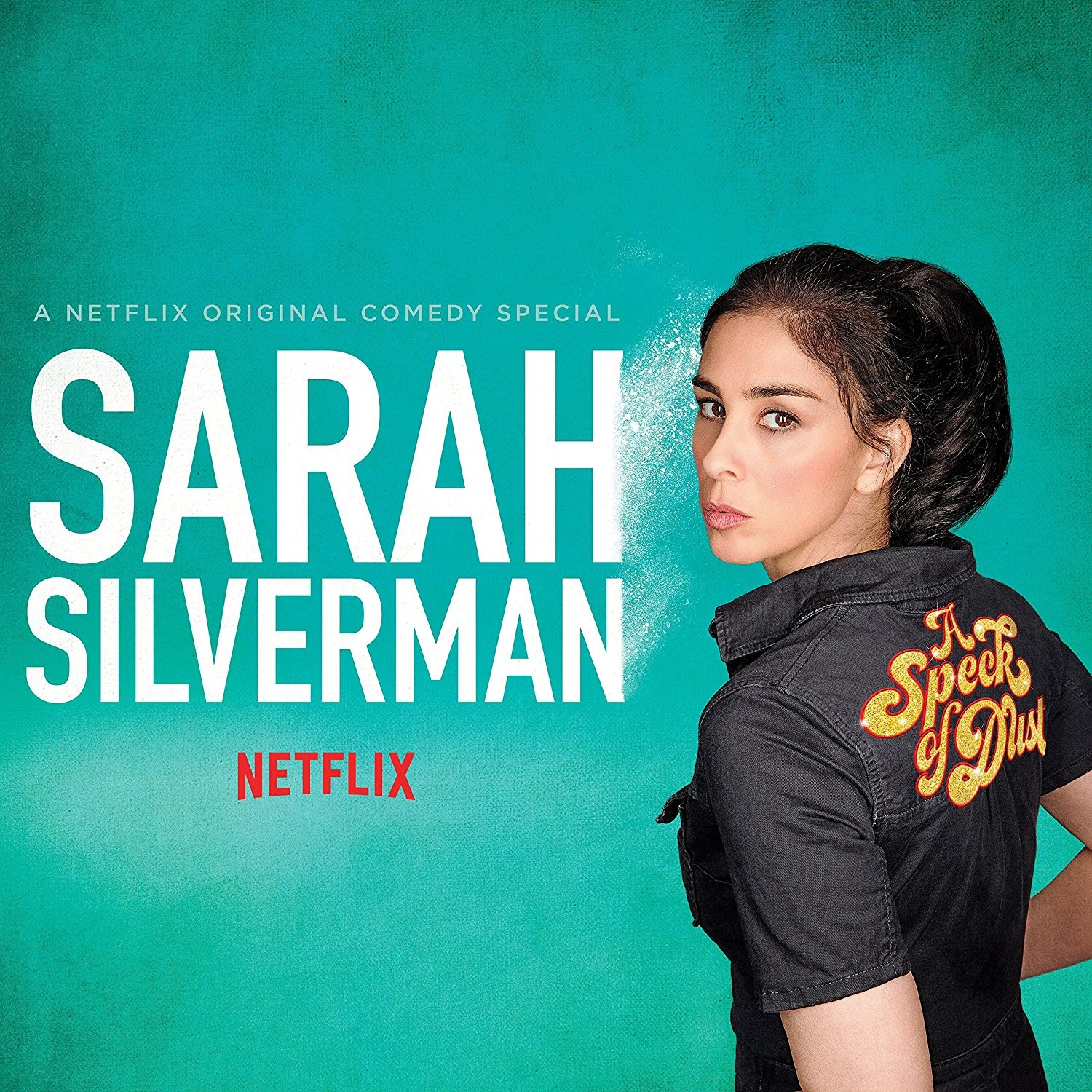 Sarah Silverman - A Speck Of Dust 2XLP Vinyl