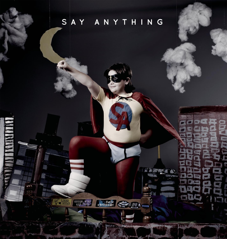 Say Anything - Say Anything LP