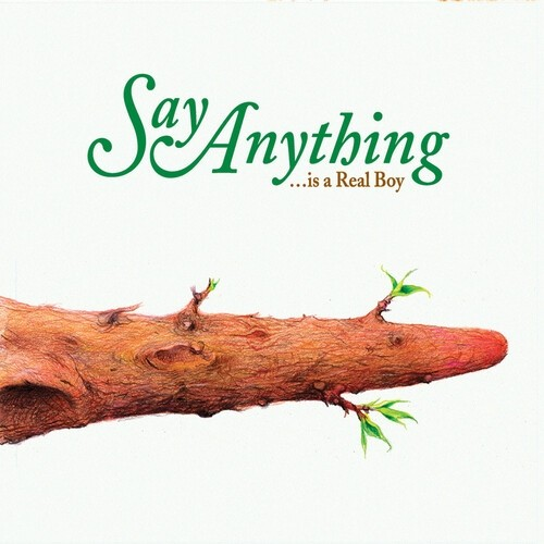 Say Anything - ...is A Real Boy (180 Gram Black) 2XLP