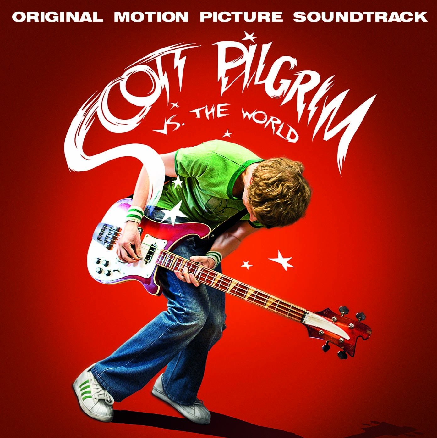 Soundtrack - Scott Pilgrim vs. The World LP
