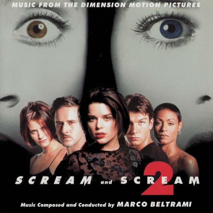 Various Artists - Scream/Scream 2 LP