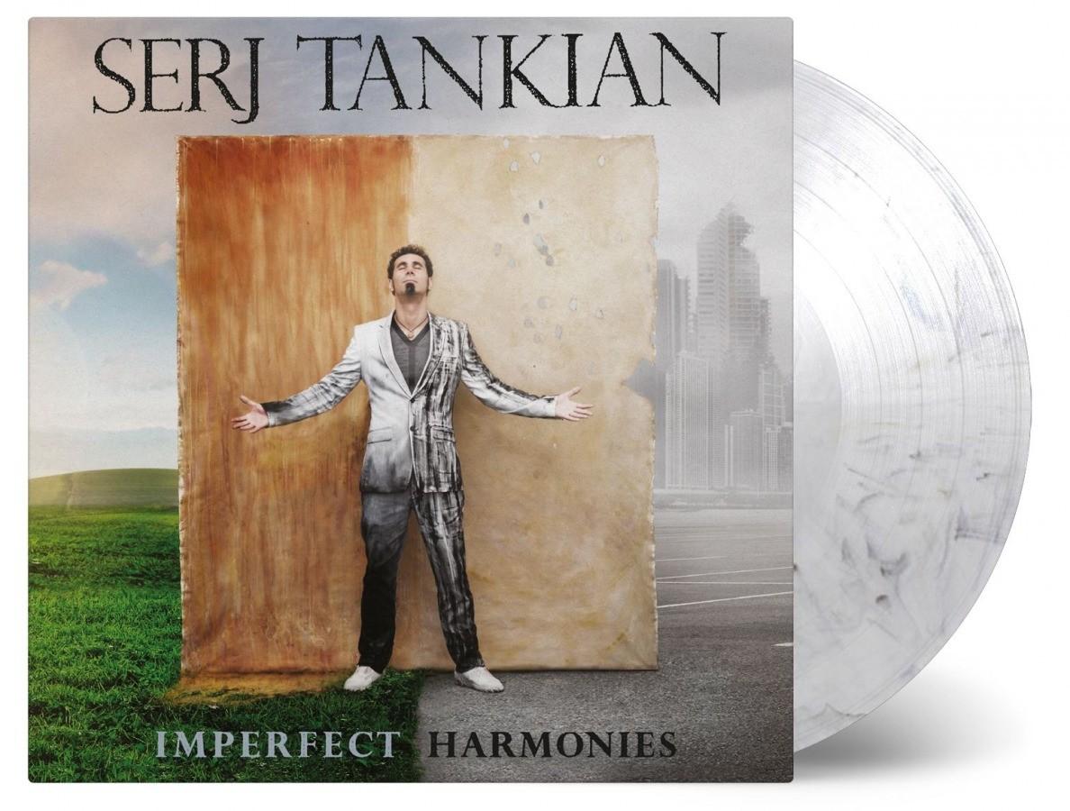 Serj Tankian - Imperfect Harmonies (White Marble) LP