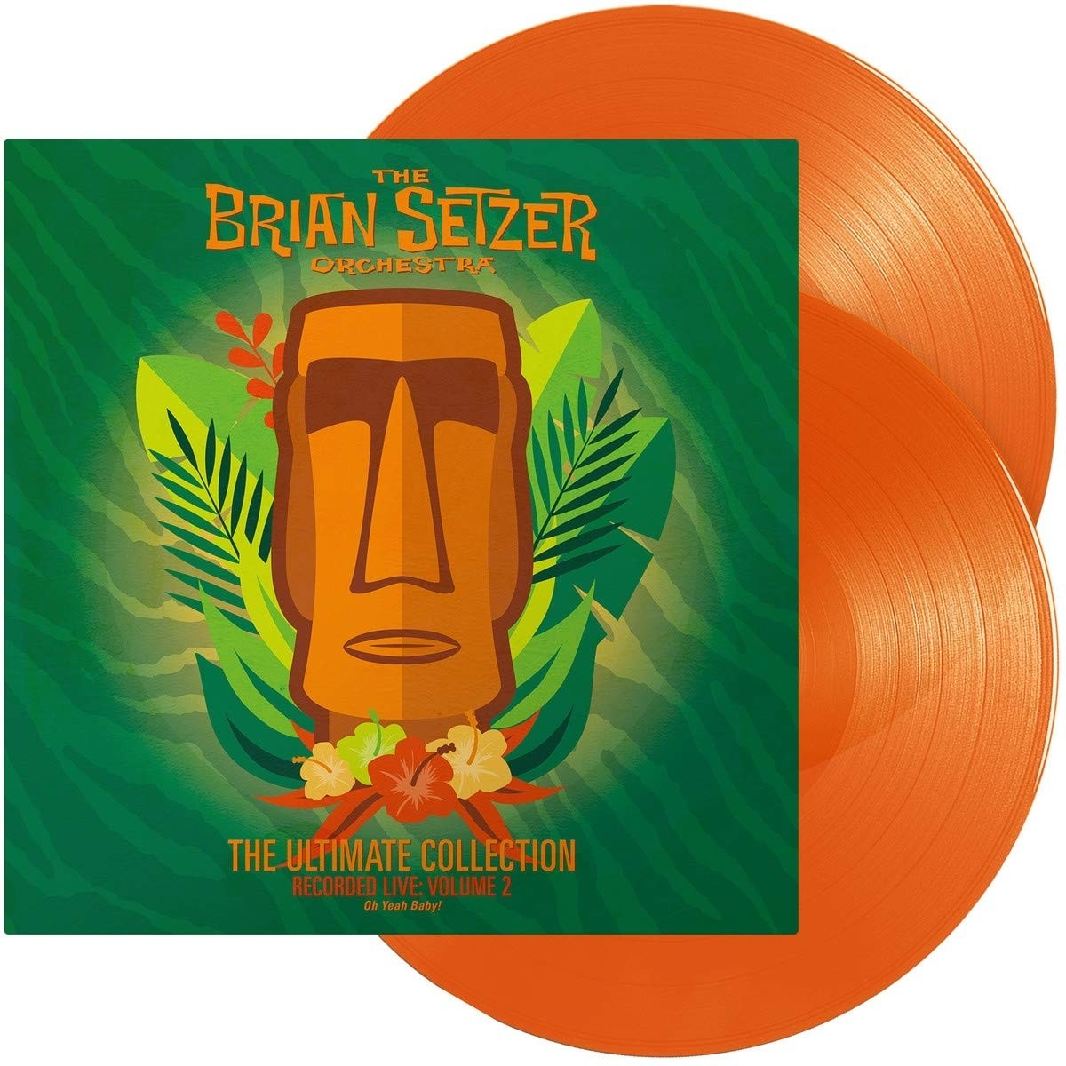 Buy Brian Setzer & The Brian Setzer Orchestra - The Ultimate Collection Recorded Live: Volume 2 (Orange) 2XLP at SRCVinyl. 2020 LIMITED ORANGE VINYL
