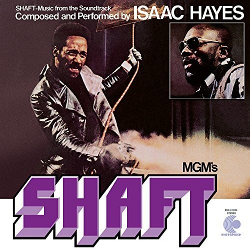 Isaac Hayes - Shaft (Music From The Soundtrack) 2XLP Vinyl