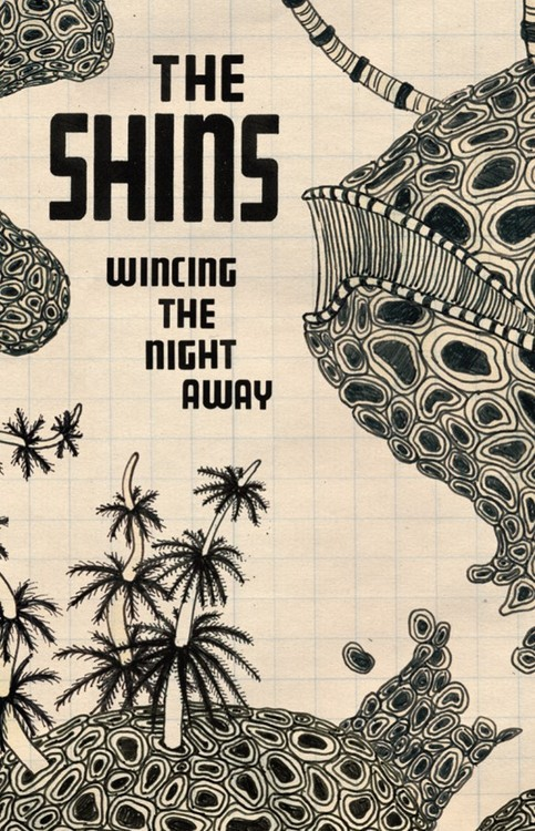 The Shins - Wincing The Night Away Cassette