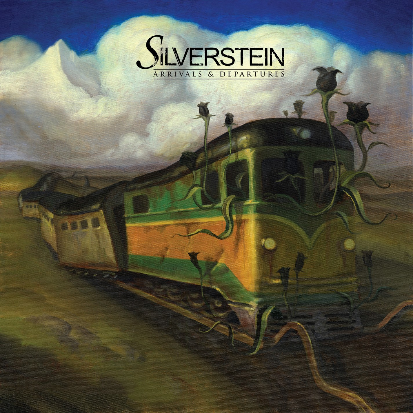 Silverstein  - Arrivals And Departures LP