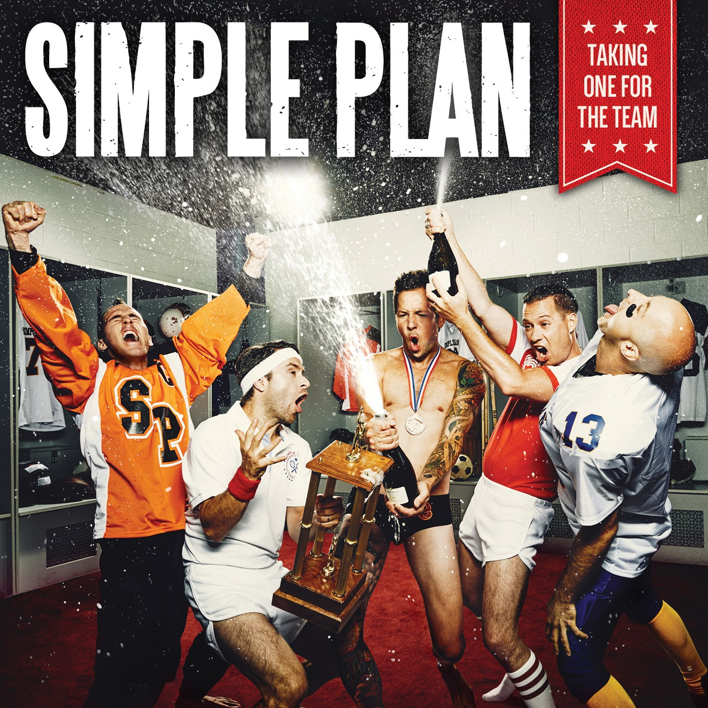 Simple Plan - Taking One For The Team LP