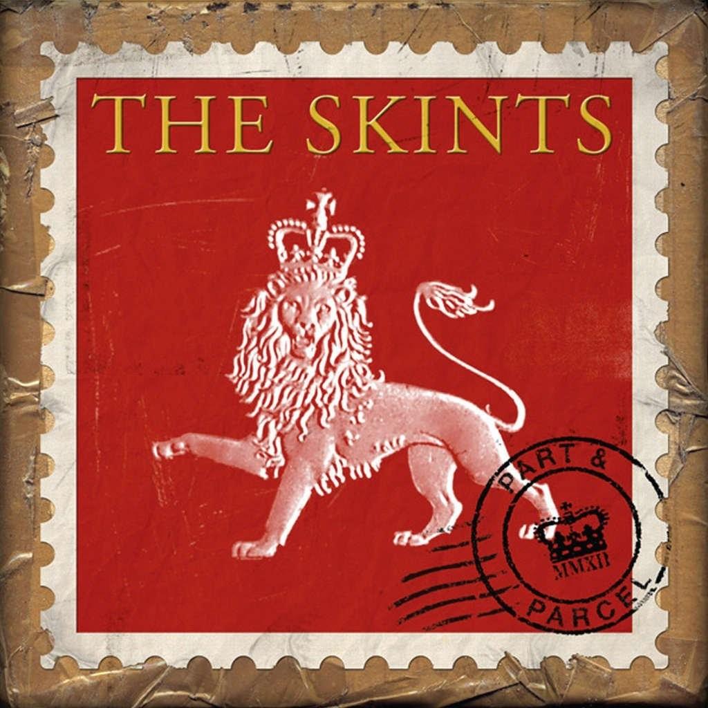 The Skints - Part & Parcel LP