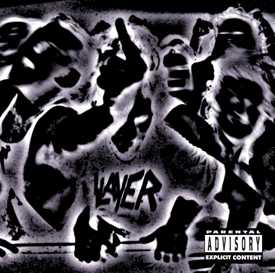 Slayer - Undisputed Attitude LP