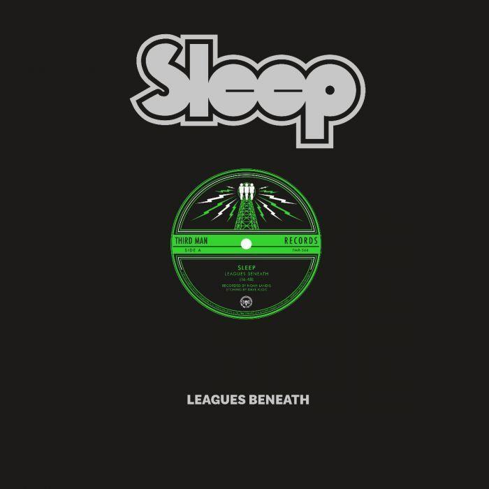 "Sleep - Leagues Beneath 12"" EP"