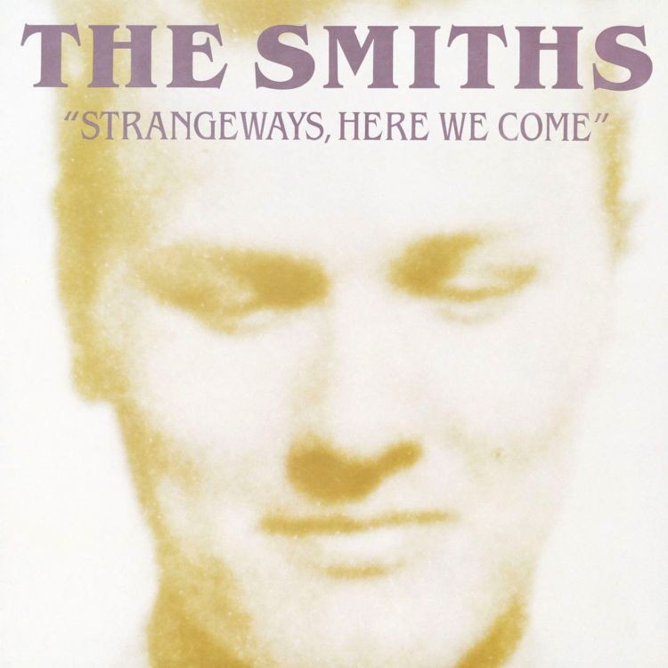 The Smiths - Strangeways, Here We Come LP