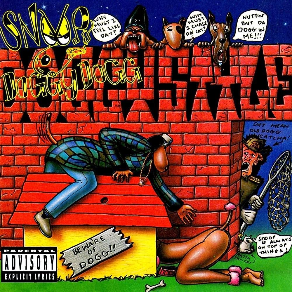 Snoop Dogg - Doggystyle 2XLP