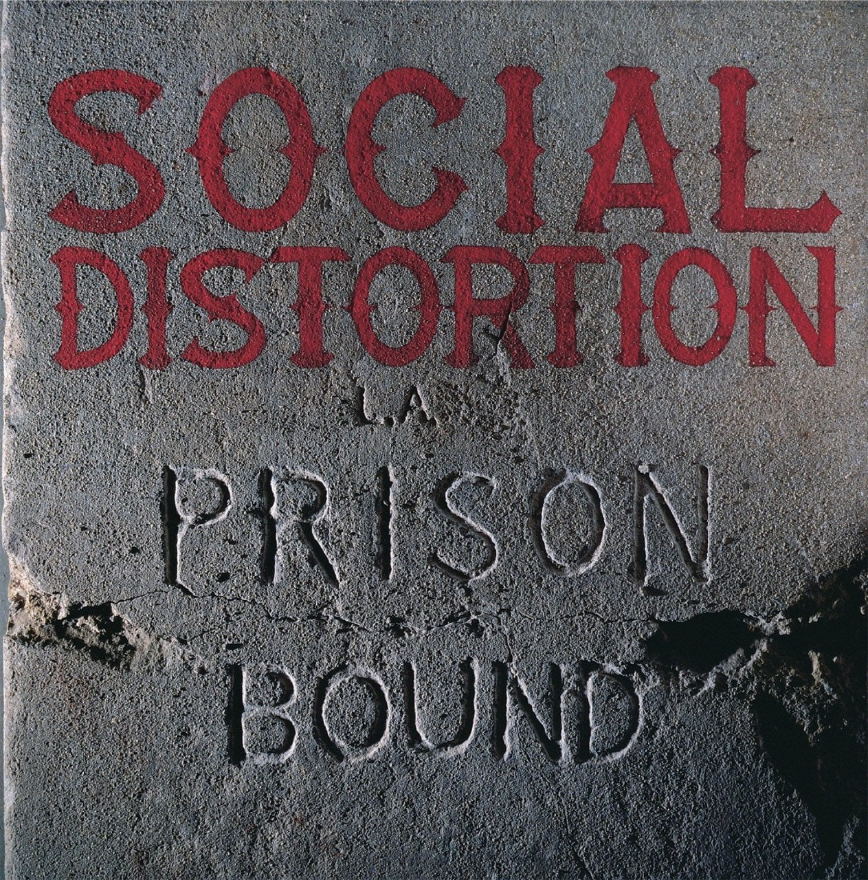 Social Distortion - Prison Bound LP