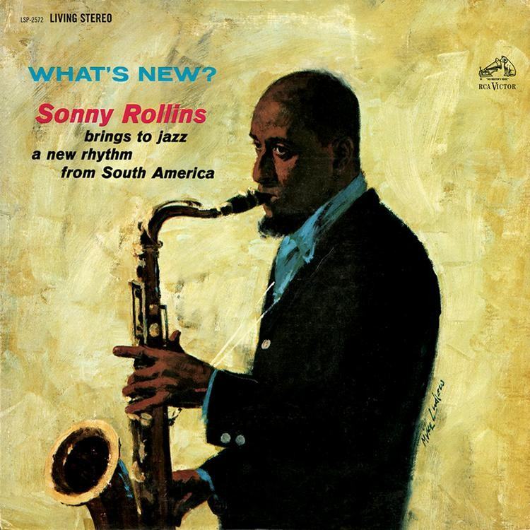 Sonny Rollins - What's New? LP