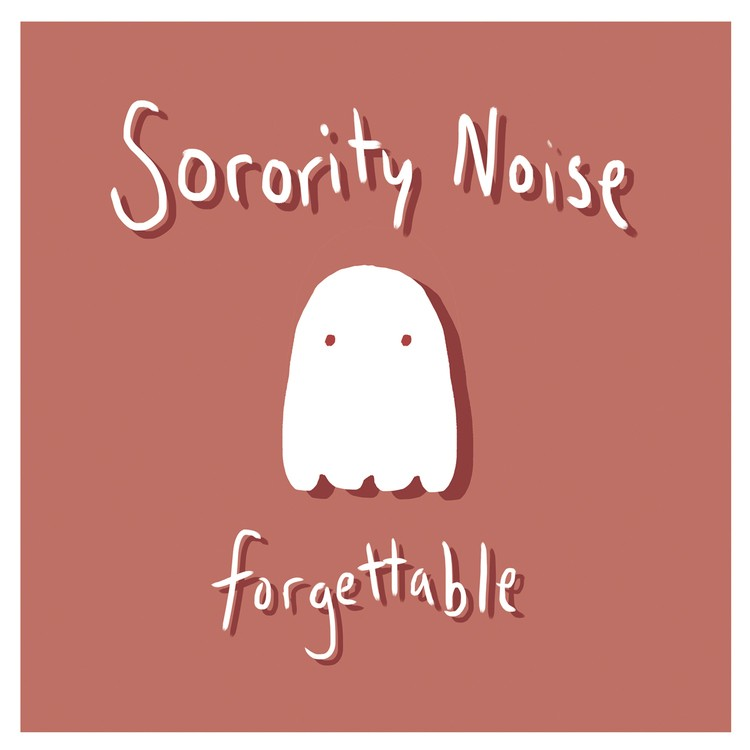 Sorority Noise - Forgettable Cassette