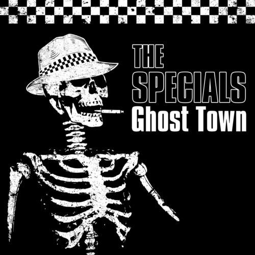 The Specials - Ghost Town (Splatter) Vinyl LP