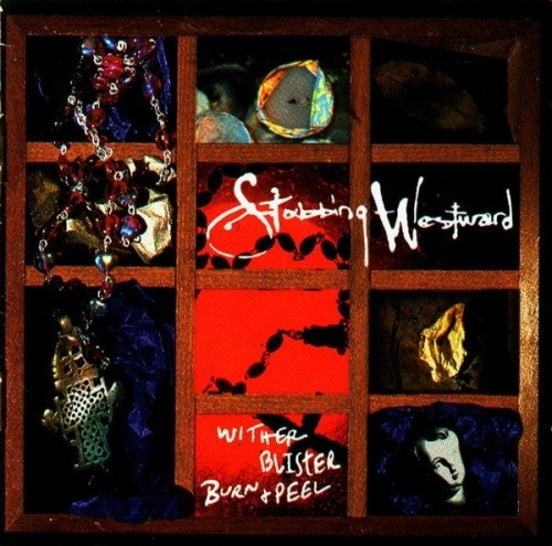 Stabbing Westward - Wither Blister Burn + Peel (Red) Vinyl LP