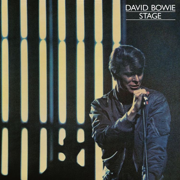 David Bowie - Stage (2017 Live) Vinyl