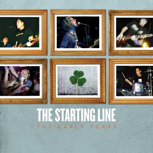 The Starting Line The Early Years Vinyl