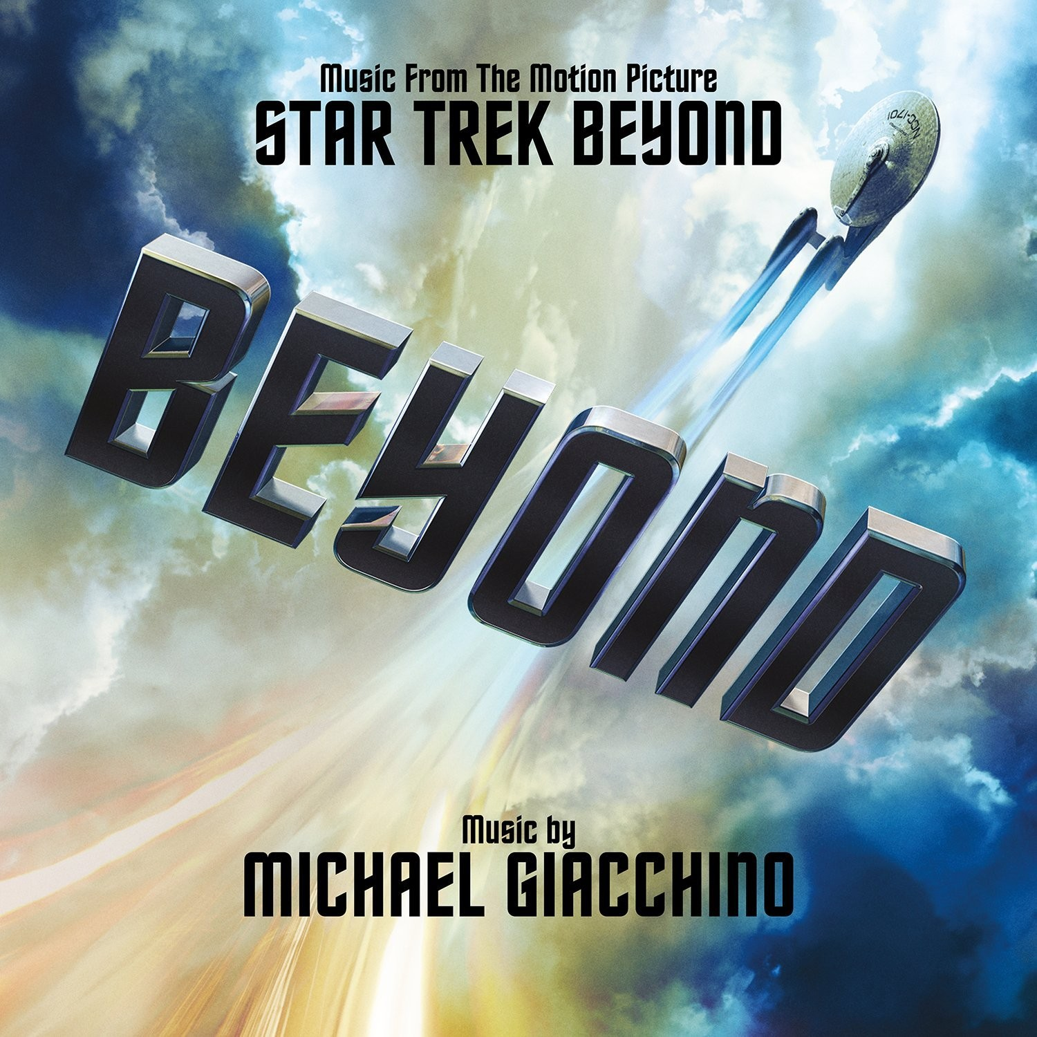 Michael Giacchino - Star Trek Beyond : Original Motion Picture Soundtrack 2XLP