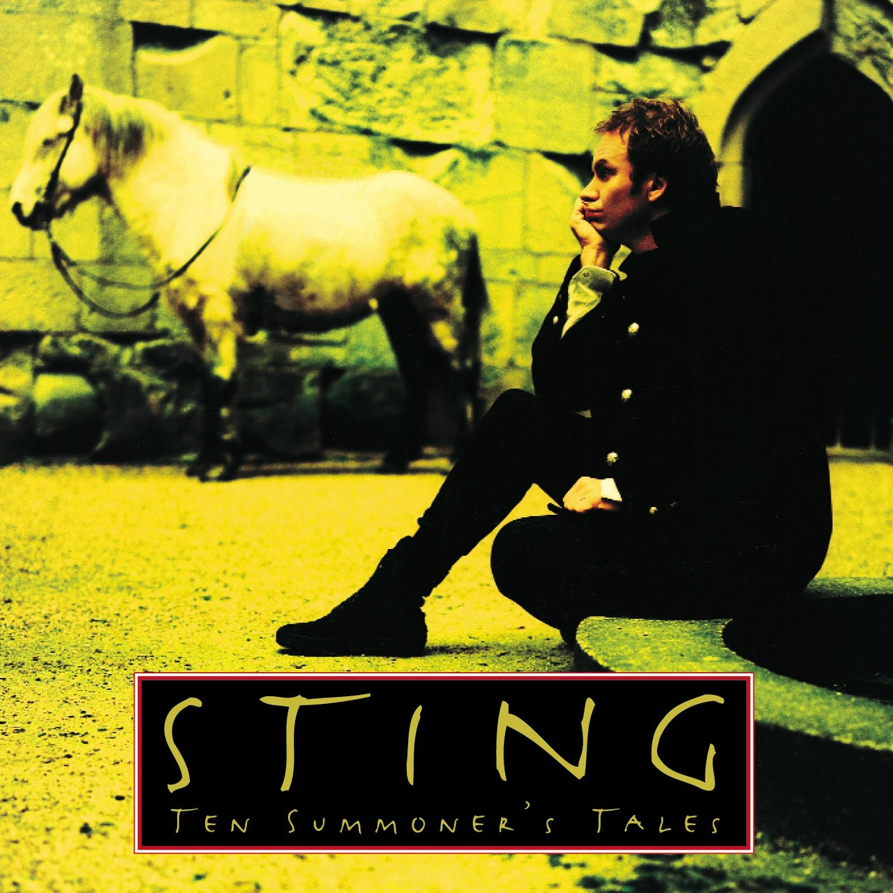 Sting - Ten Summoner's Tales LP
