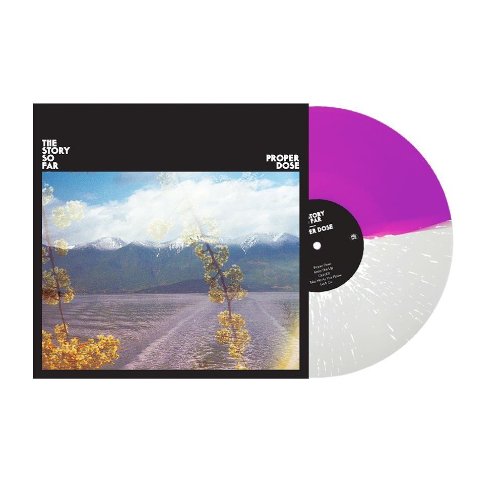 The Story So Far - Proper Dose Vinyl LP