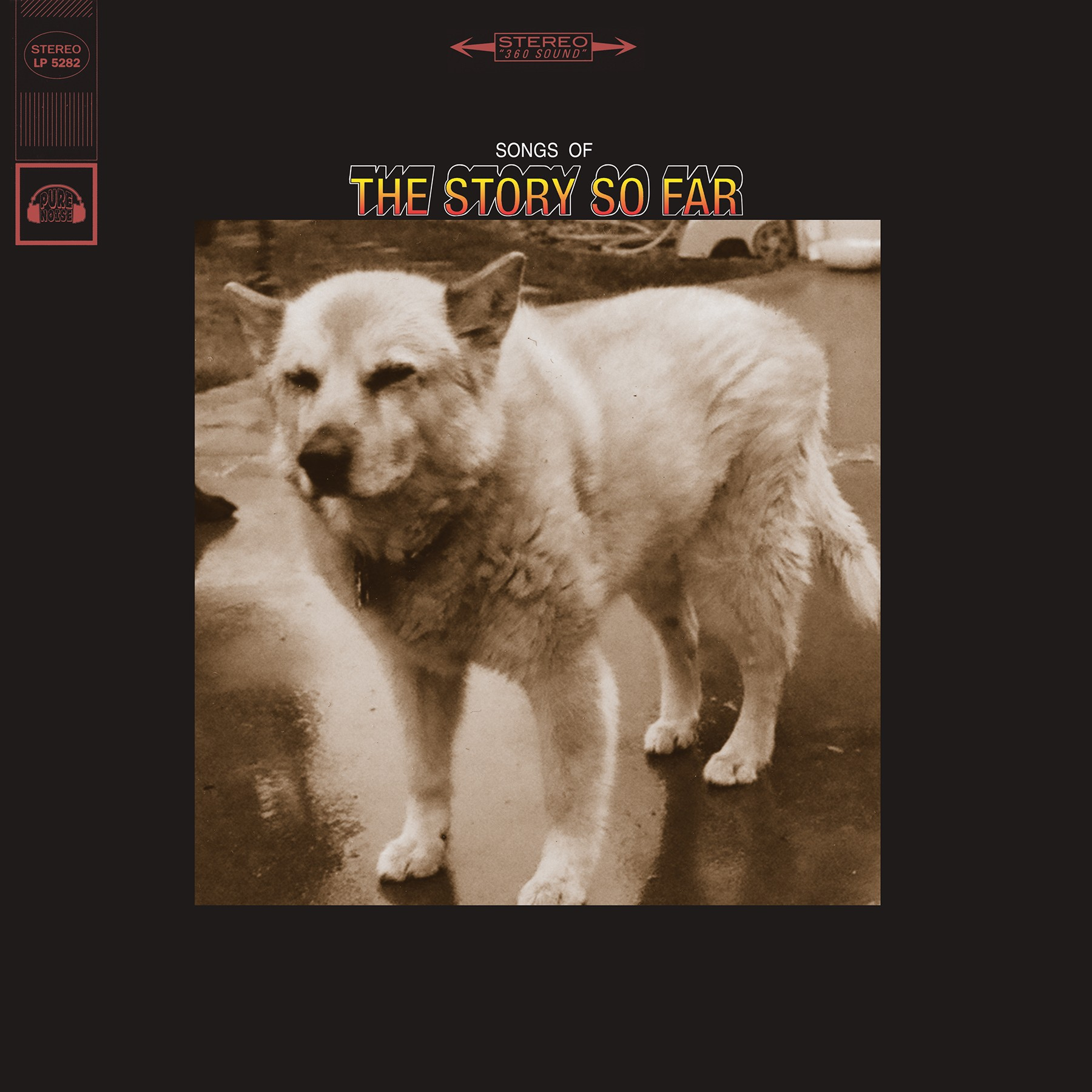 The Story So Far - Songs Of EP
